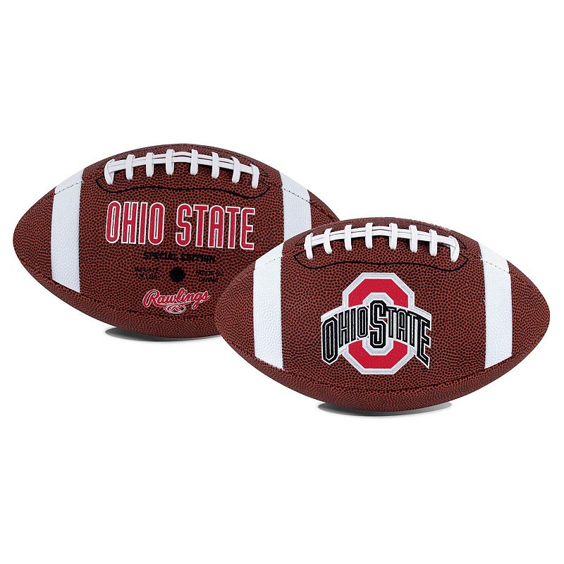 Rawlings Ohio State Buckeyes Game Time Football