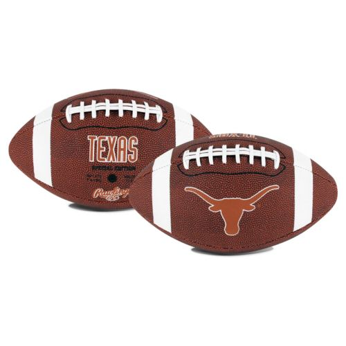 Rawlings Texas Longhorns Game Time Football