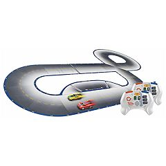Hot Wheels Ai Starter Set Street Racing Edition Track Set by
