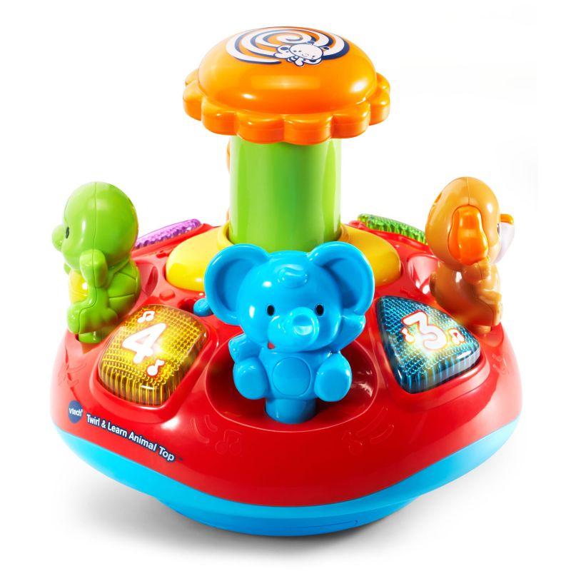 VTech Twirl & Learn Animal Top, Multicolor thumbnail
