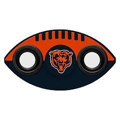 Chicago Bears Diztracto Two-Way Football Fidget Spinner Toy by