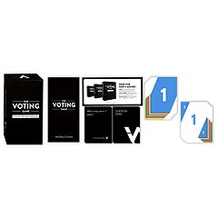 The Voting Game The Adult Party Game About Your Friends by Buffalo Games