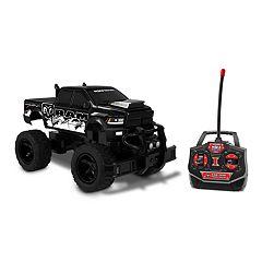 World Tech Toys Remote Control Dodge Ram 2500 Monster Truck