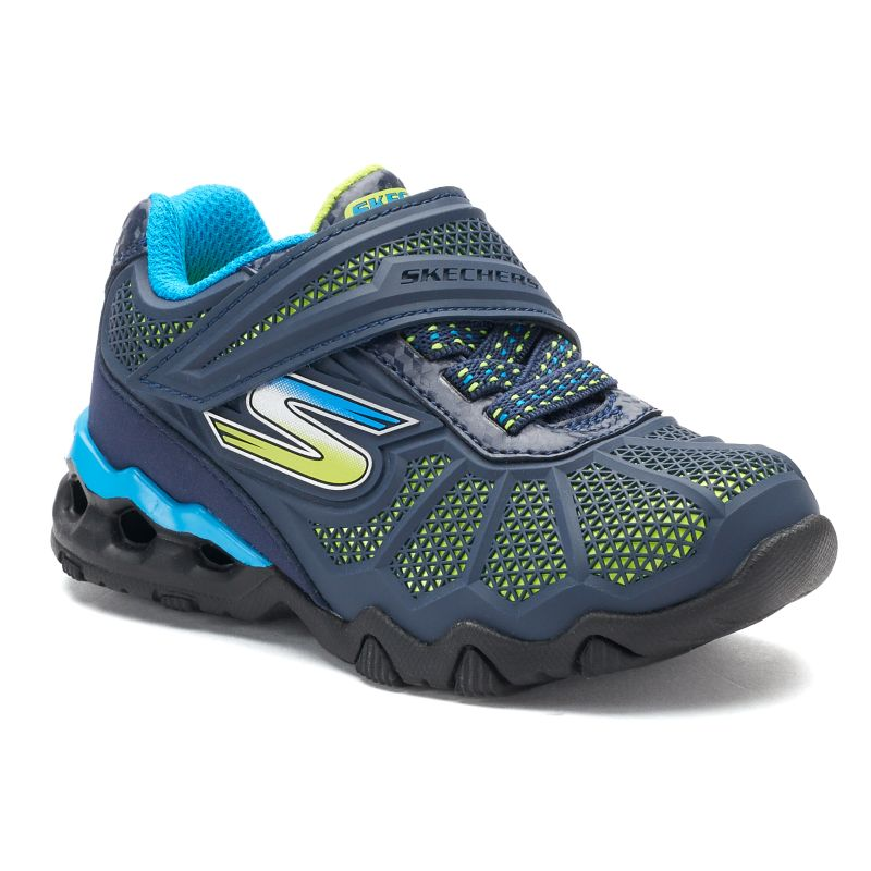 Skechers Lil' Hydro Static Toddler Boy's Sneakers, Size: 5 T, Light Grey thumbnail