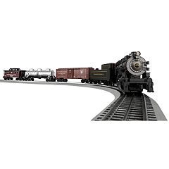 Lionel Pennsylvania Flyer Freight Train Set with Bluetooth by