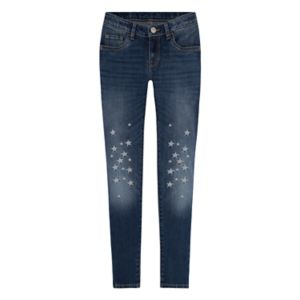 Girls 7-16 Levi's 710 Super Skinny Fit Star Embellished Jeans