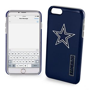 Forever Collectibles Dallas Cowboys iPhone 6/6 Plus Dual Hybrid Cell Phone Case