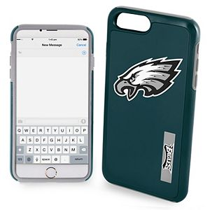 Forever Collectibles Philadelphia Eagles iPhone 6/6 Plus Dual Hybrid Cell Phone Case
