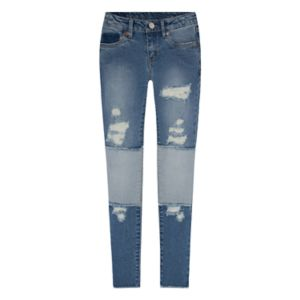 Girls 7-16 Levi's 710 Super Skinny Fit Ripped Jeans