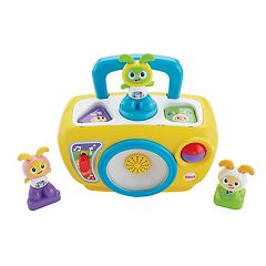 Fisher-Price BeatBo Boogie Boom Box by