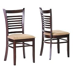Baxton Studio Cathy Dining Chair 2-piece Set  by