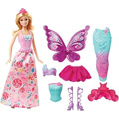 Barbie Fairytale Dress Up by Mattel by