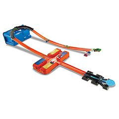 Hot Wheels Track Builder Stunt Box by Mattel by