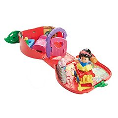 Disney Princess Snow White's Fold 'n Go Apple by Little People by
