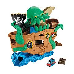 Fisher-Price Thomas & Friends Adventures Sea Monster Pirate Set by