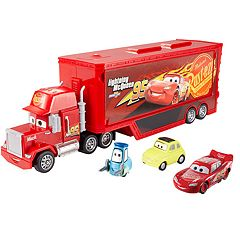 Disney / Pixar Cars 3 Travel Time Mack Playset by Mattel by