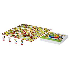 Retro Series Chutes & Ladders Game by Hasbro