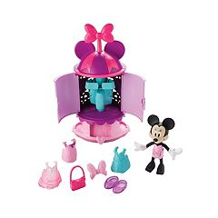 Disney's Minnie Mouse Minnie's Turnstyler Fashion Closet by Fisher-Price by