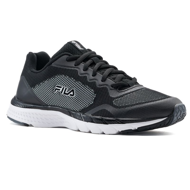Fila® Memory Showcase 3 Women's Running Shoes, Size: 6, Oxford thumbnail