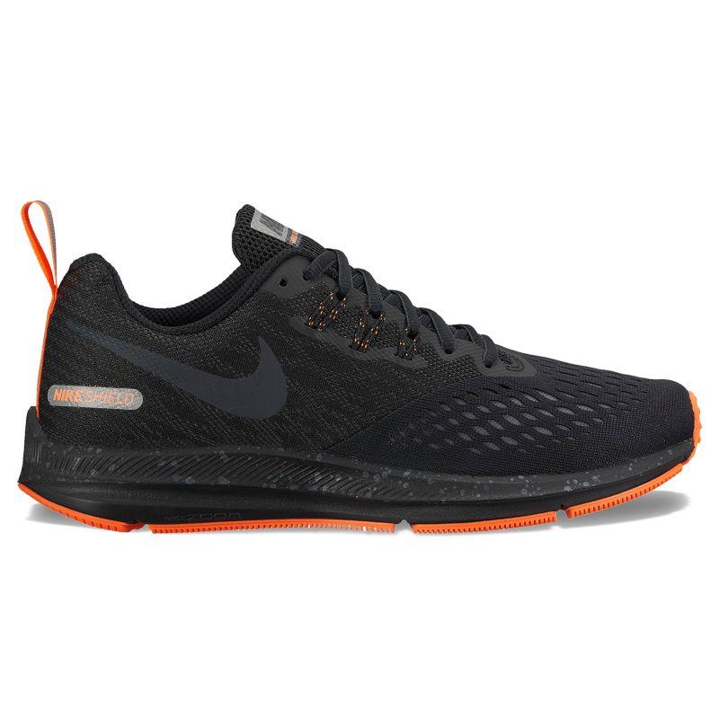 Nike Air Zoom Winflo 4 Women's Running Shoes, Size: 5, Black thumbnail