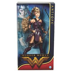 Barbie DC Comics Wonder Woman Antiope Doll by