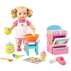 Little Mommy Bake with Me Baby Doll by