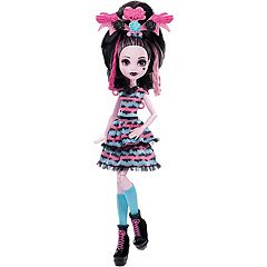 Monster High Party Hair Draculaura Doll by