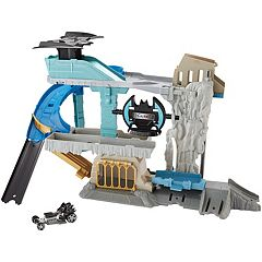 Hot Wheels DC Batcave Play Set by Mattel by