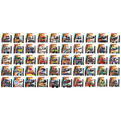 Matchbox 50 Car Pack by