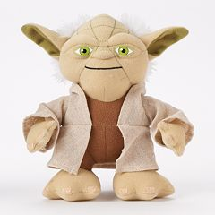 Kohl's Cares Star Wars Collection Yoda Toy