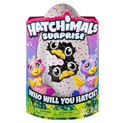 Hatchimals Surprise Twin Giraven  by