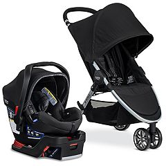 Britax 2017 B-Agile & B-Safe 35 Elite Travel System by