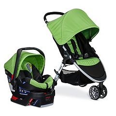 Click here to buy Britax 2017 B-Agile & B-Safe 35 Travel System.