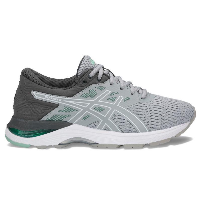 ASICS GEL-Flux 5 Women's Running Shoes, Size: 10.5, Grey thumbnail