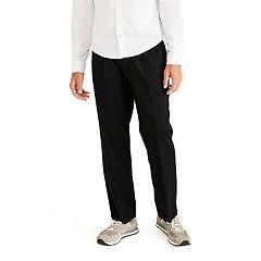 Big & Tall Dockers Stretch Easy Khaki D3 Classic-Fit Pleated Pants