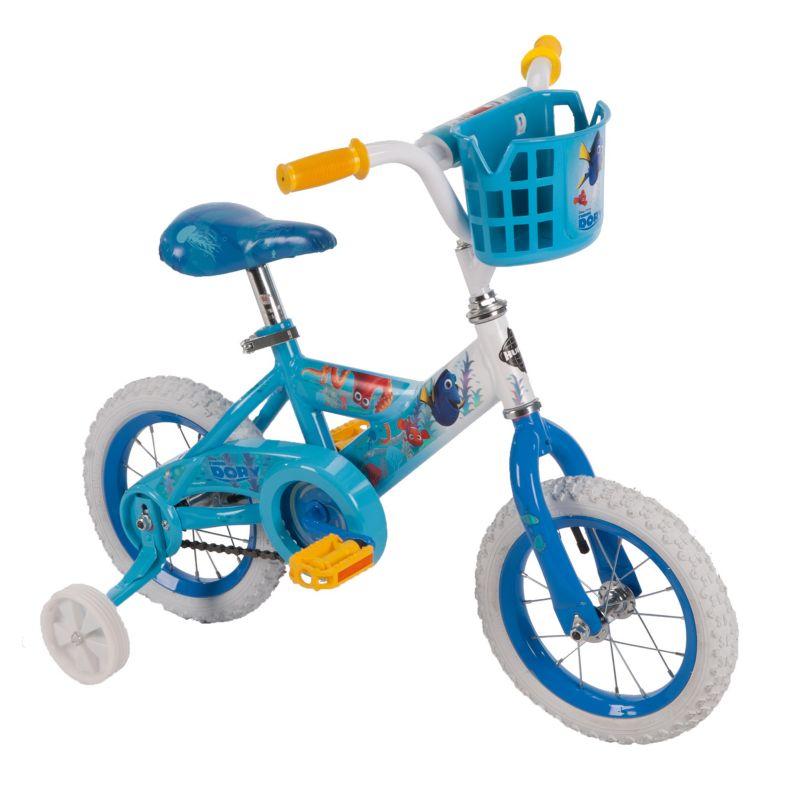 Disney / Pixar's Finding Dory Kids 12-Inch Bike by Huffy, Blue thumbnail