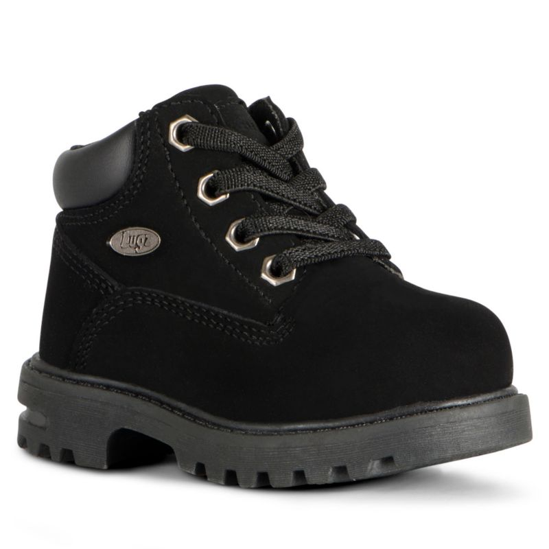 Lugz Empire Hi Toddlers' Water Resistant Boots, Toddler Boy's, Size: 5 T, Black thumbnail