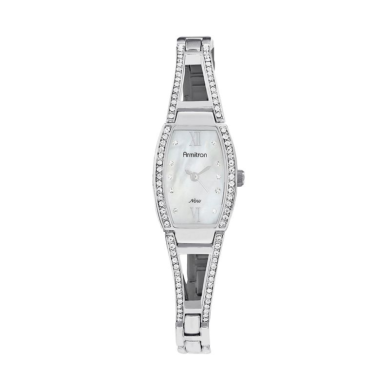 Armitron Women's Barrel Watch - 75/3531MPSV