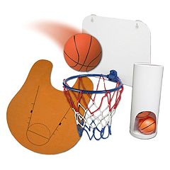 J.B. Nifty Potty Basketball  by