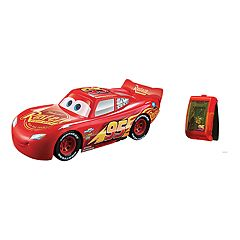 Disney / Pixar Cars 3 Smart Steer Lightning McQueen by