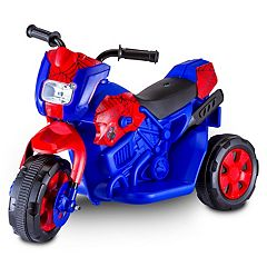 Marvel Spider-Man Motorcycle Ride-On by
