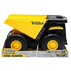 Tonka Steel Toughest Mighty Dump Truck by