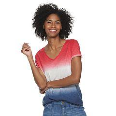 efd60dba293 Women s SONOMA Goods for Life™ Essential V-Neck Tee