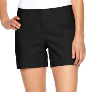Women's Apt. 9® Modern Fit City Shorts!