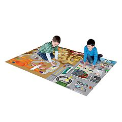 Hot Wheels Mega Mat by
