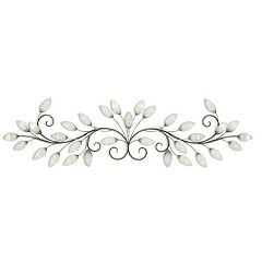 Stratton Home Decor Scroll Over-The-Door Wall Decor  by