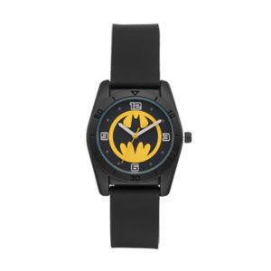 DC Comics Batman Logo Kids' Watch