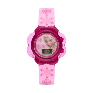 Disney's Frozen Kids' Elsa Digital Light-Up Watch