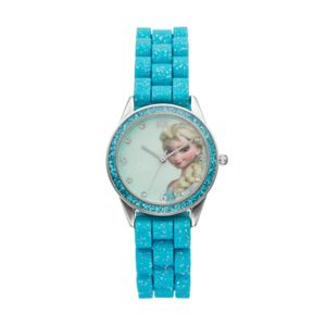 Disney's Frozen Kids' Elsa Glitter Watch