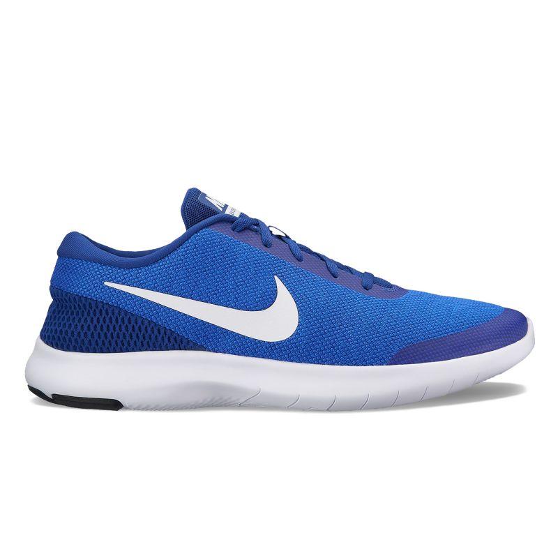 Nike Flex Experience RN 7 Men's Running Shoes, Dark Blue thumbnail